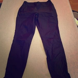 New York & Company Black Dress Pants Medium